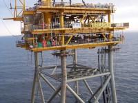 STERLING RESOURCES LTD. - Breagh platform, North Sea