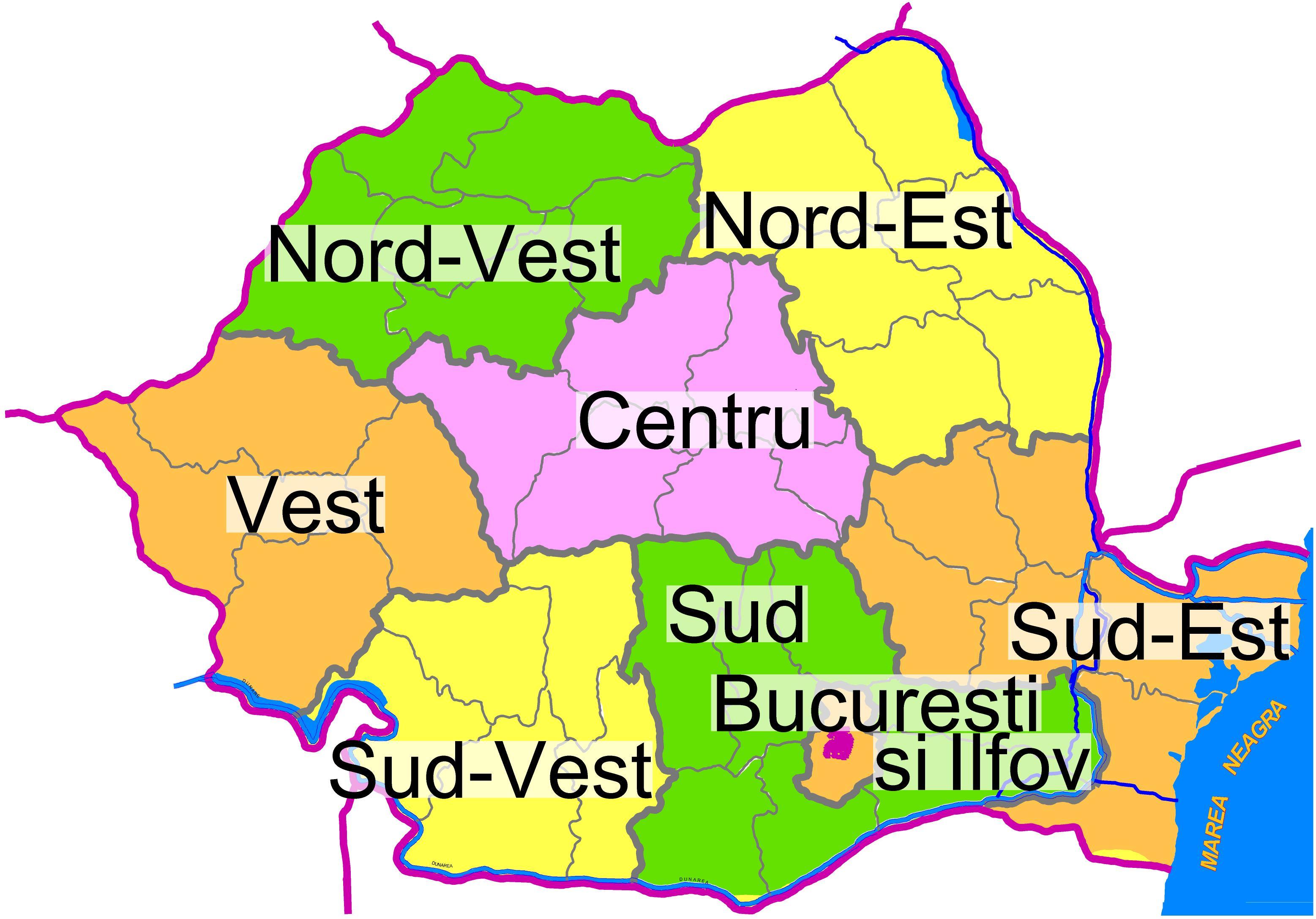 Romania S Regions Bucharest Is Now Richer Than Budapest Banat