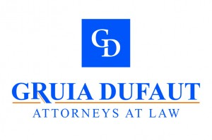 Logo Cabinet  de avocat GRUIA DUFAUT