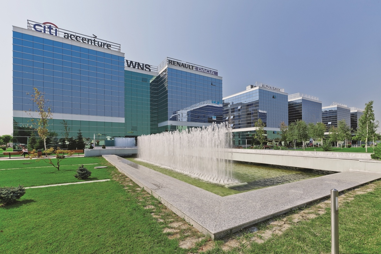 Accenture Romania Leases More Space In West Gate