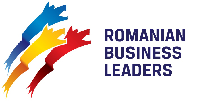 Image result for romanian business leaders logo