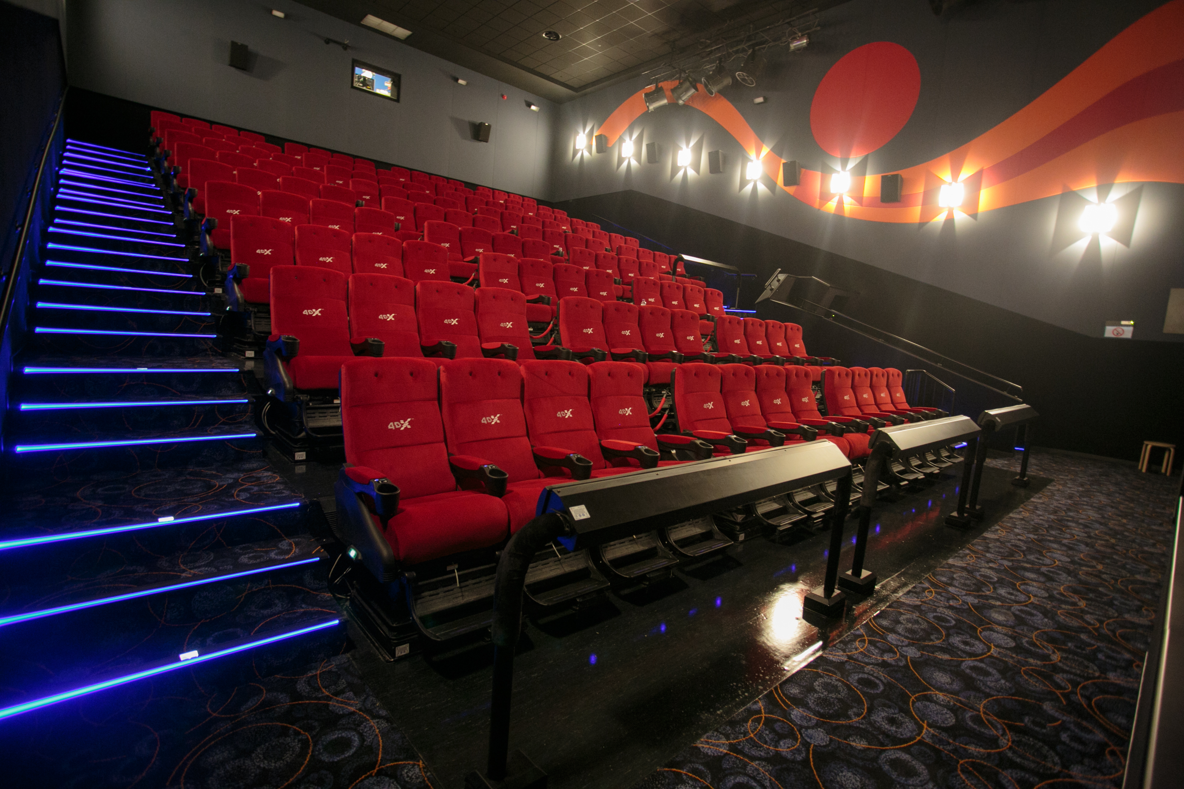 Cinema City Opens First Local 4dx Cinema Plans 14 More