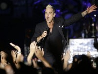 Robbie Williams concert