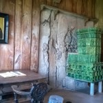 Martin Luther's study in Wartburg castle