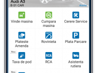 Auto.ro mobile payments