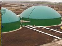 Biogest biogas station Ardud
