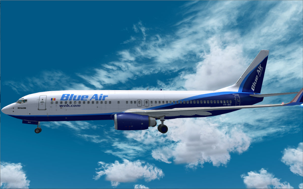 Blue Air to launch new route to Birmingham this winter ...