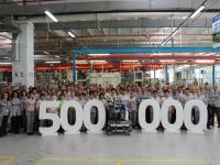 Dacia 500,000