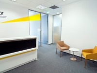 EY Romania new office