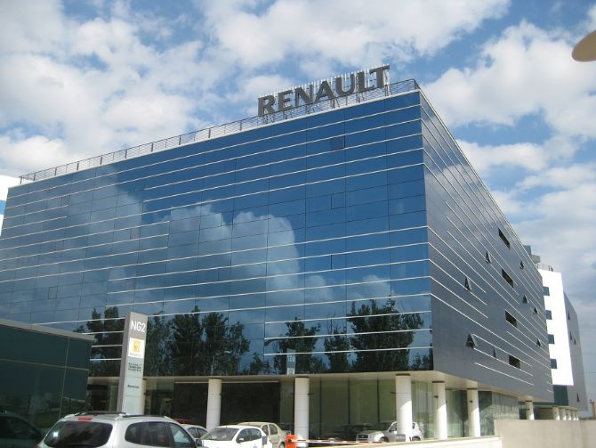 Renault Group To Have New Hq Building In Bucharest By 2019