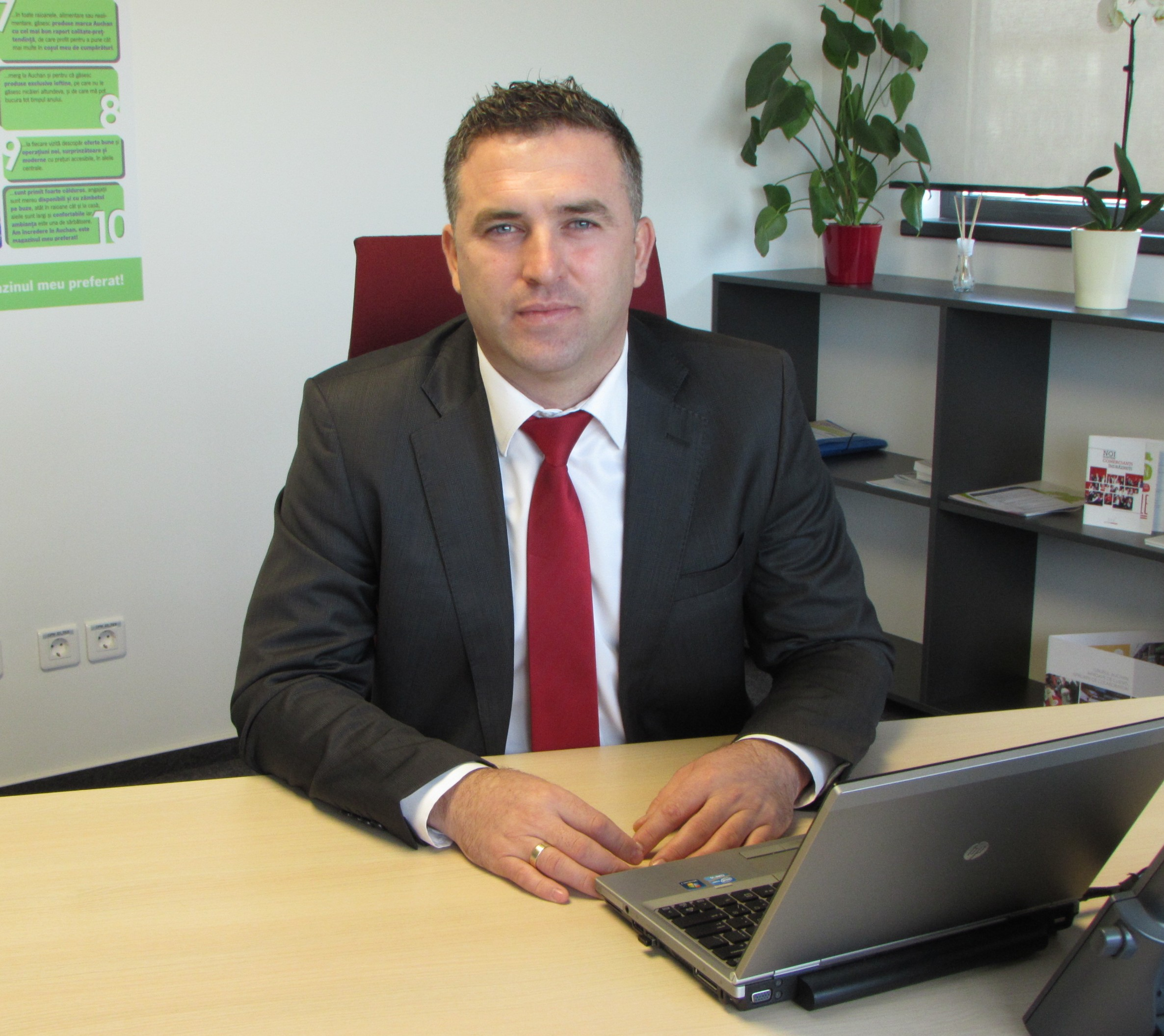 Auchan romania announces new general director business for Email auchan