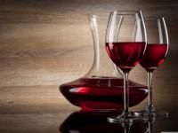 Romanian wine consumption in December