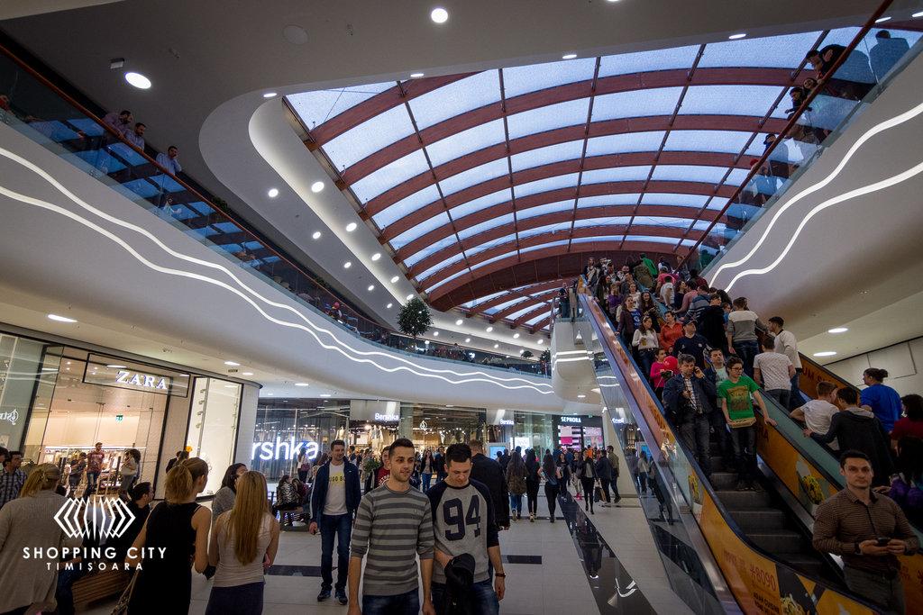 nepi 39 s shopping city timisoara got 250 000 in opening weekend