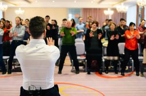 Bogdan Rosu, Wing Chun Warriors Club