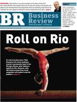 Business Review cover