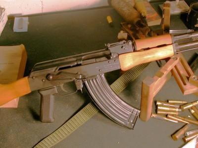 """""""ak-47 munition"""""""
