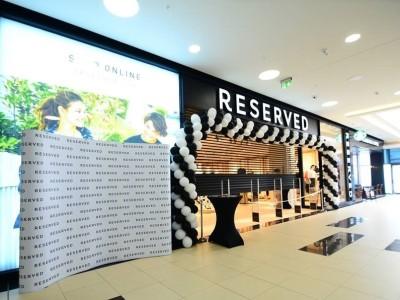 Deschidere Reserved Shopping City Timisoara