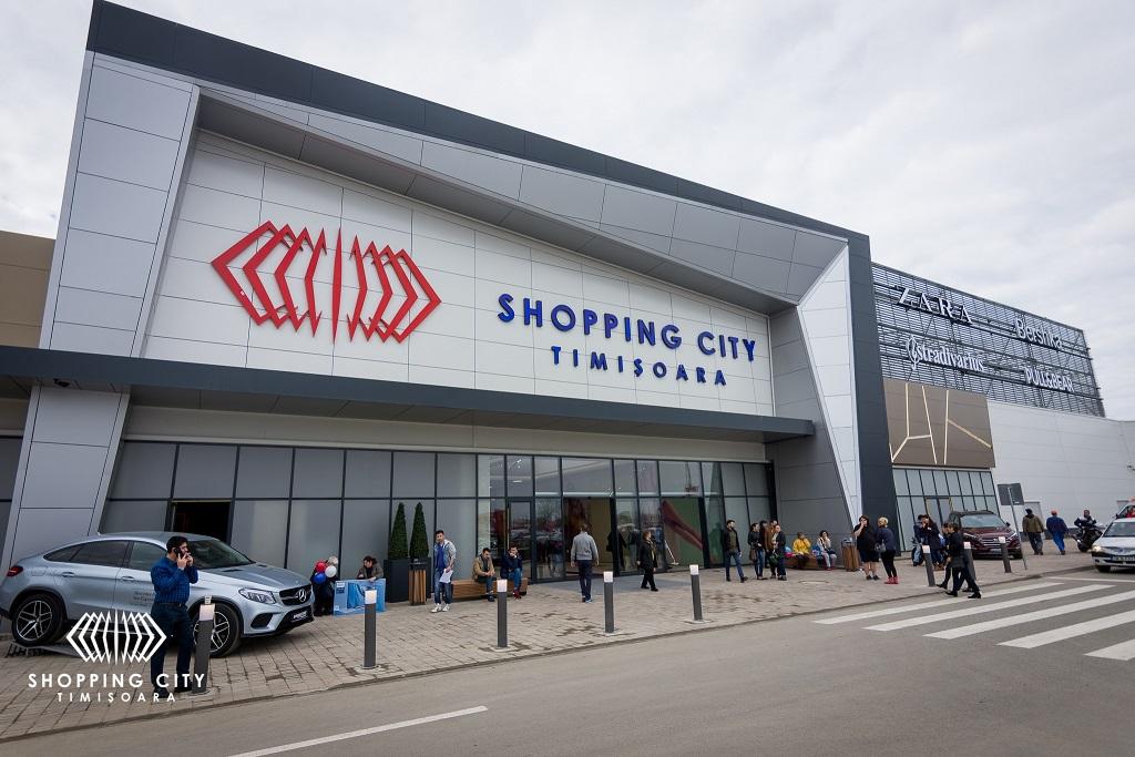 shopping city timisoara to host the first peek cloppenburg