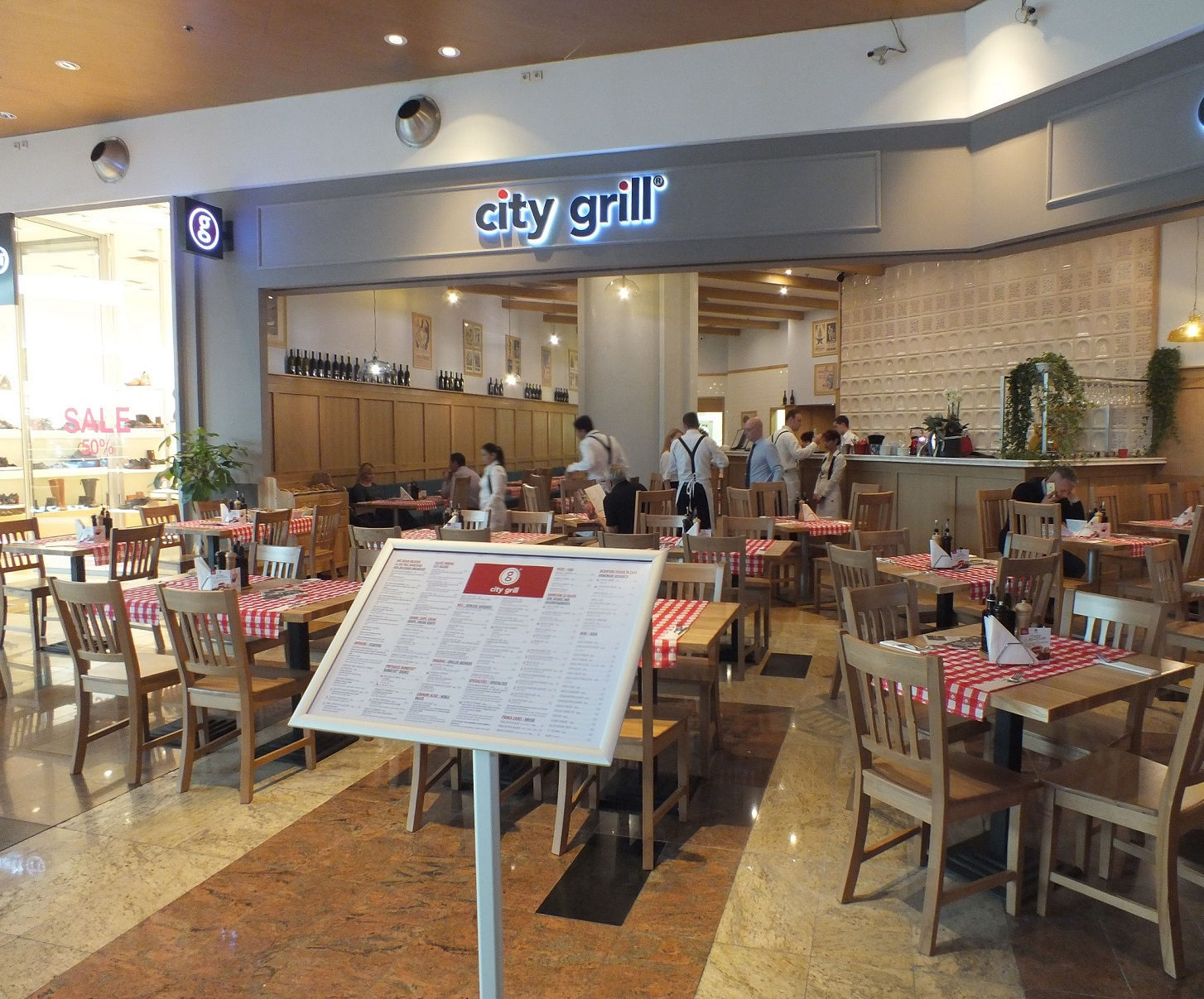 city grill to open new restaurant in baneasa shopping city following eur 250 000 investment. Black Bedroom Furniture Sets. Home Design Ideas