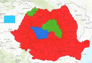 """romania parliament elections"""