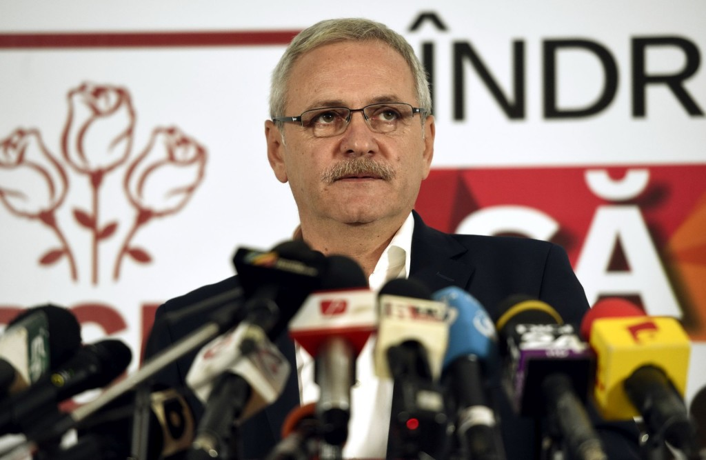 romanian political lider convicted romanian ruling party lider inprisoned liviu dragnea psd inprisoned preliminary results romania european elections