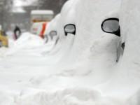 Snow-Bucharest