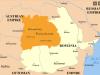 Romanian principalities map