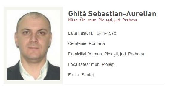 sebastian ghita most wanted