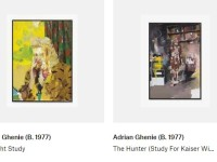 adrian ghenie paintings