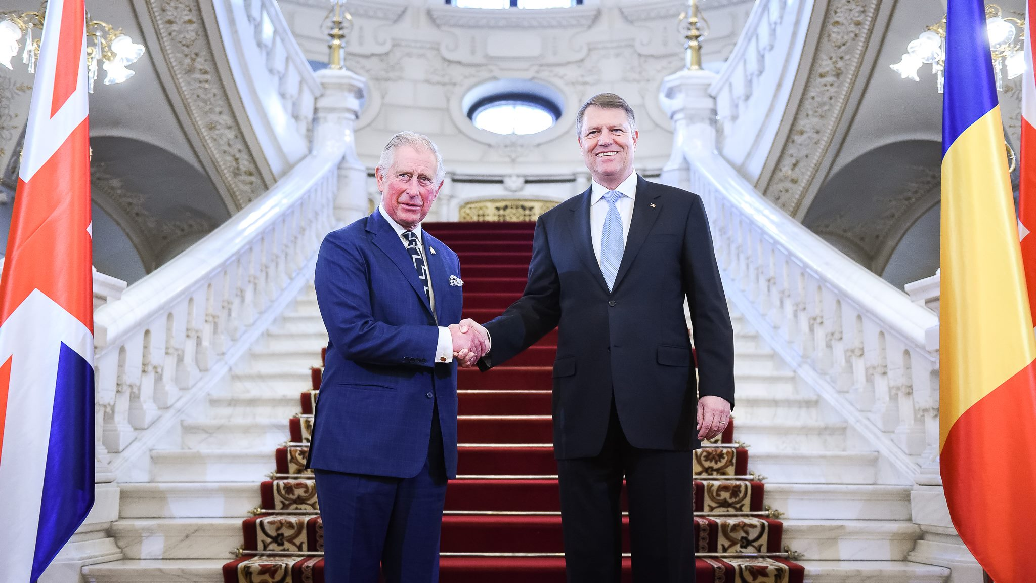 romania and uk relationship
