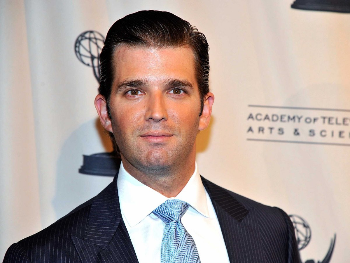 Donald Trump Jr. earned a  million dollar salary - leaving the net worth at 150 million in 2018