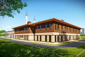 bucharest mosque 1
