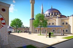 bucharest mosque 2