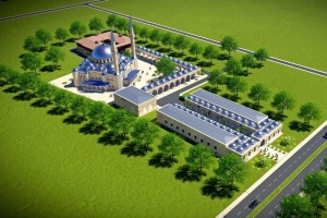 bucharest mosque project