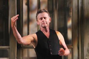 Brodsky Baryshnikov performance at Sibiu International Theatre Festival 2017