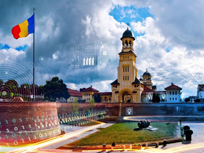 Wetter Alba Iulia