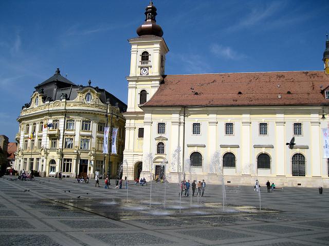 Sibiu_Old Center