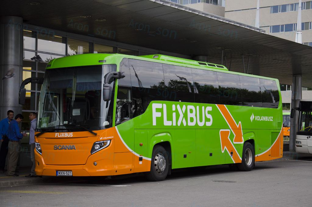flixbus online ticket