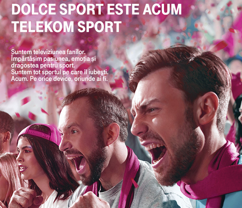 Dolce Sport becomes Telekom Sport - Business Review