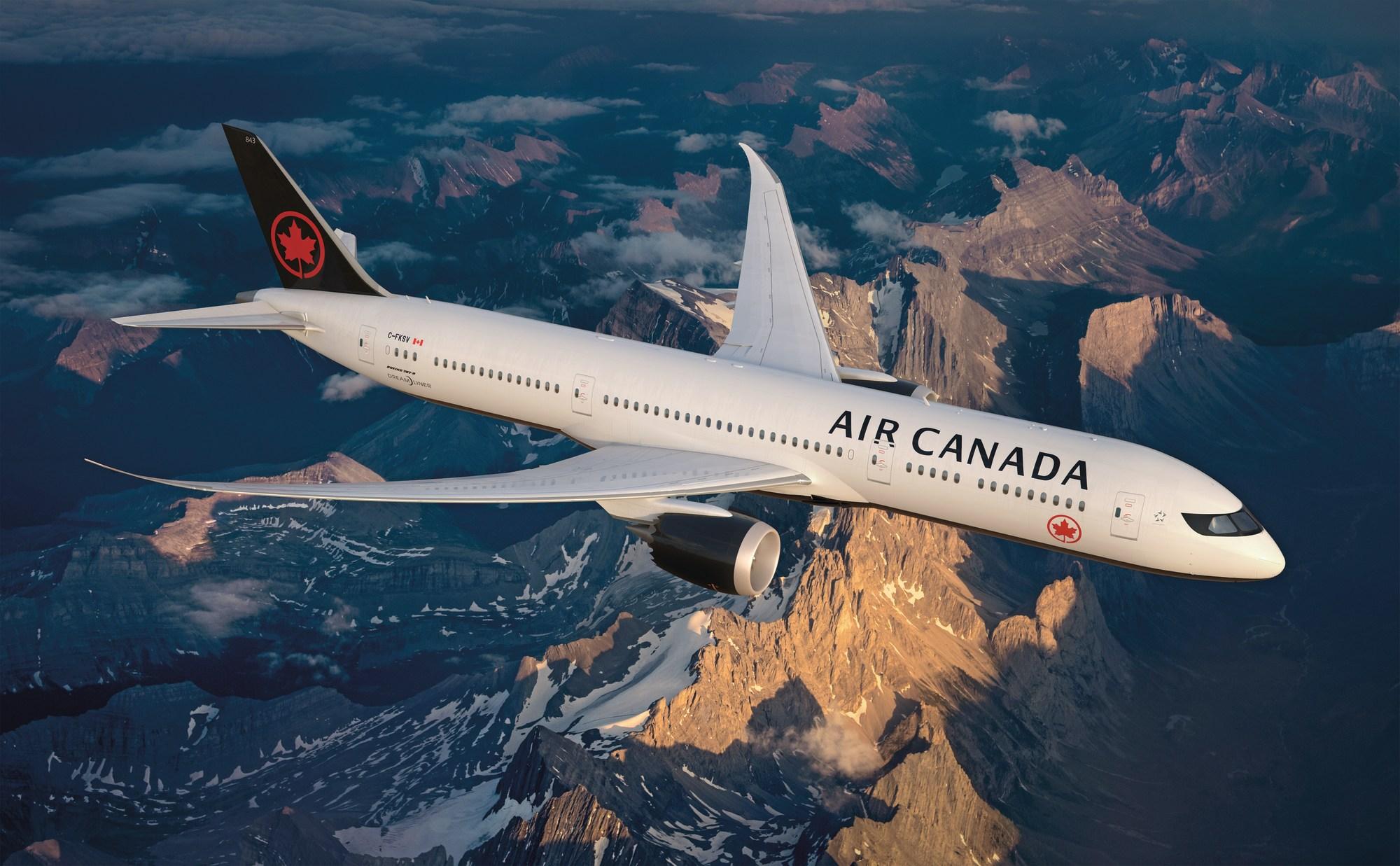 Αποτέλεσμα εικόνας για Air Canada starts Montreal-Bucharest Flights