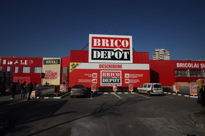 Brico depot logo finest brico depot taps with brico depot for Brico depot bron