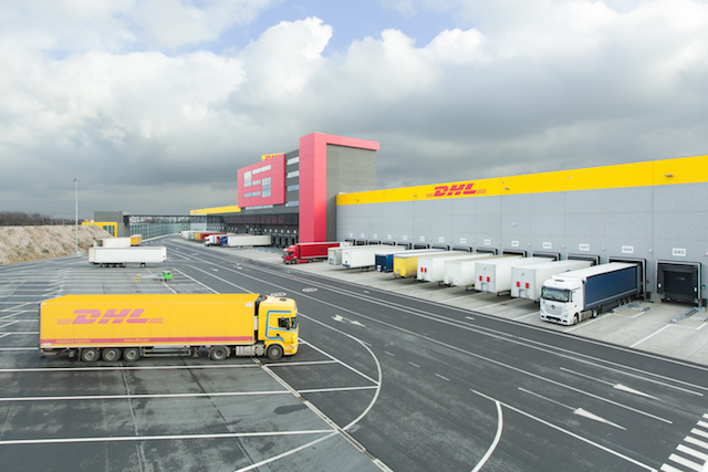 Brussels: logistics company can boost e-commerce European