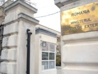 foreign affairs ministry romania