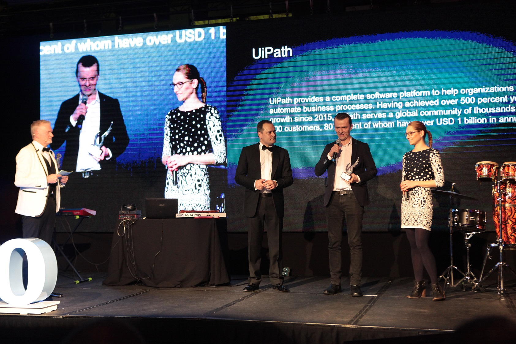 Inspiring stories: UiPath – BR Award's winner of the