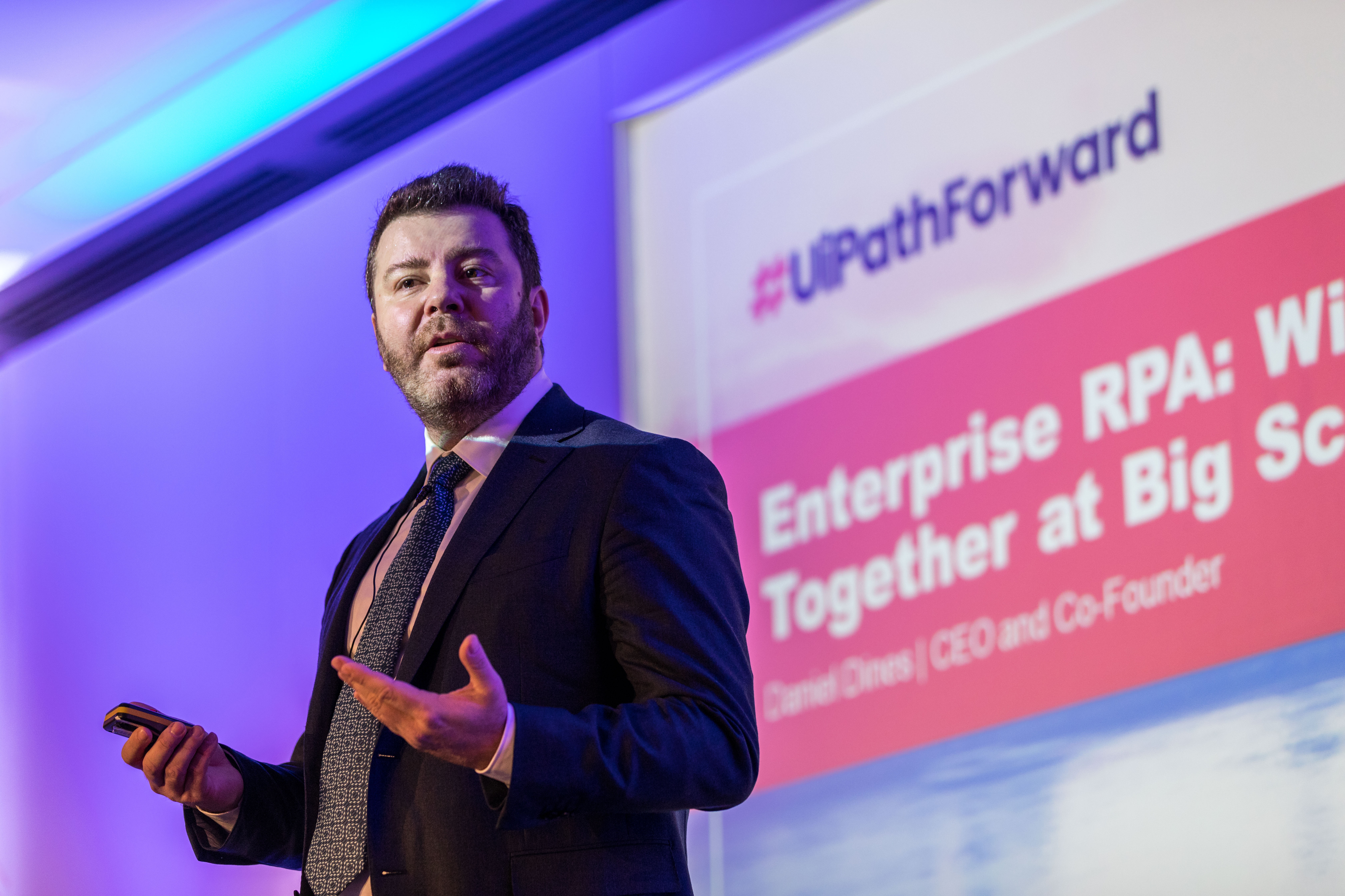 UiPath opens development centre in Washington, appoints