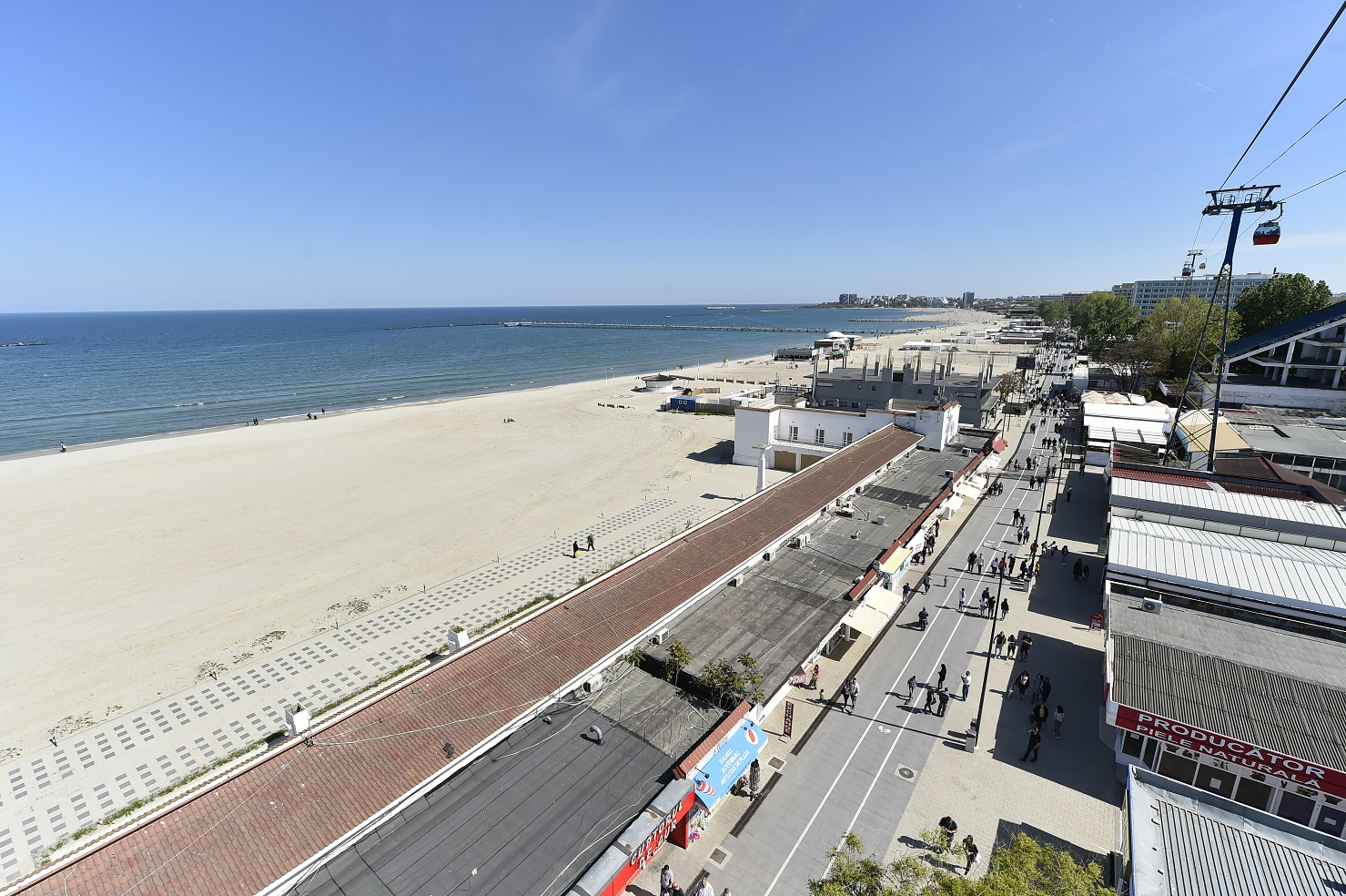 40,000 tourists spent Easter at the Romanian seaside