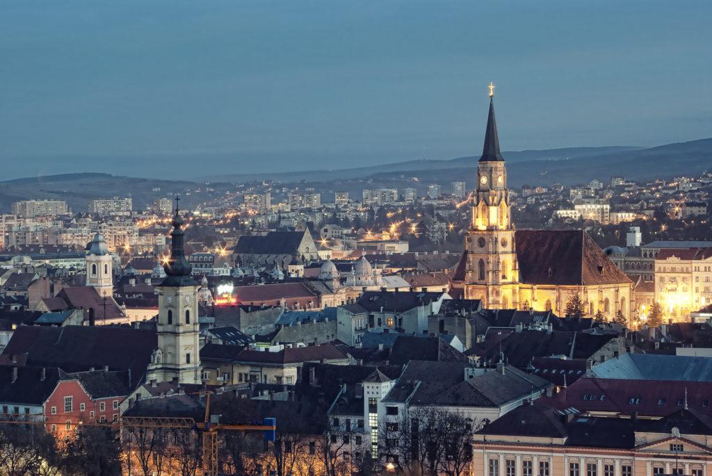 Bucharest vs  Cluj-Napoca: The Transylvanian city tops the
