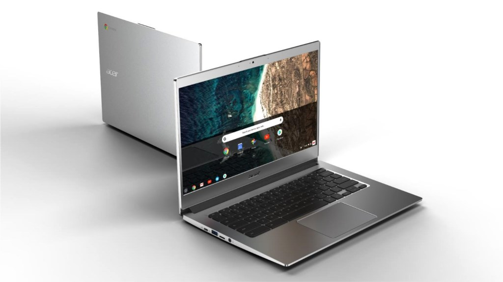 New Acer Chromebook with a 14-inch Full HD IPS screen
