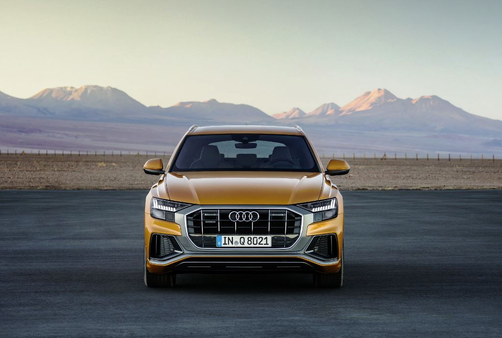 The New Audi Q8 Available For Pre Order With Prices Starting At Eur