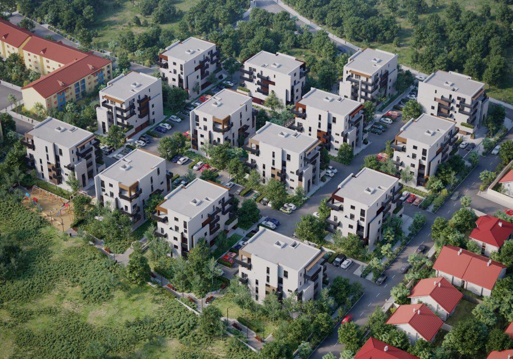 Romanescu Park Residence